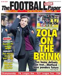 The Football League Paper issue 15th December 2013