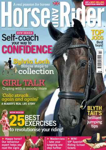 Horse&Rider Magazine - UK equestrian magazine for Horse and Rider issue Horse&Rider magazine February 2014