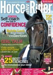 Horse&Rider Magazine - UK equestrian magazine for Horse and Rider issue Horse&Rider magazine February 2014