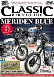 Classic Bike Guide issue January 2014