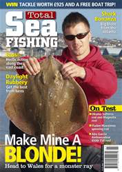 Total Sea Fishing issue July 2011