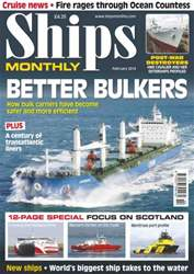 Ships Monthly issue BETTER BULKERS