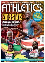 Athletics Weekly issue 19/12/2013