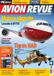 Avion Revue Internacional España issue Número 379