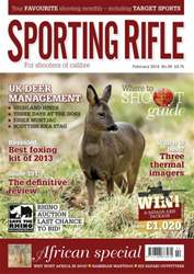 Sporting Rifle issue 99
