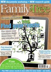 Family Tree issue Family Tree January 2014