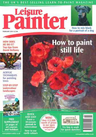 Leisure Painter issue February 2014