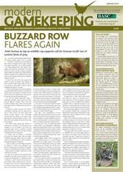 Modern Gamekeeping issue JANUARY 2014