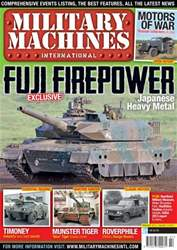 Military Machines International issue February 2014