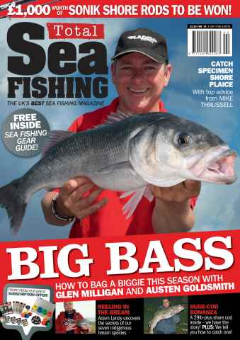 Total Sea Fishing issue February 2014