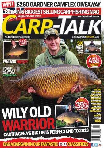 Carp-Talk issue 1001