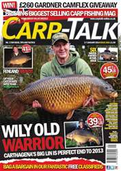 Carp-Talk issue 1001