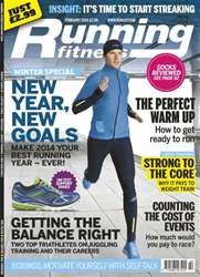 Running issue No.169 New Year, New Goals