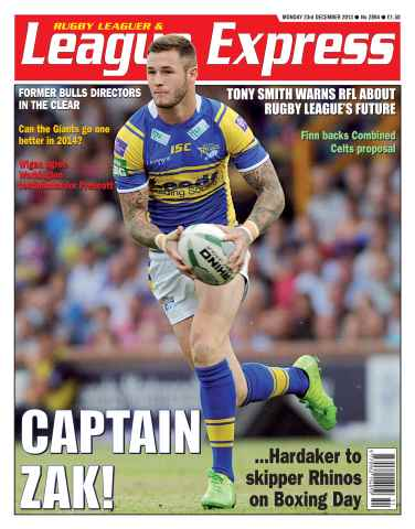 League Express issue 2894