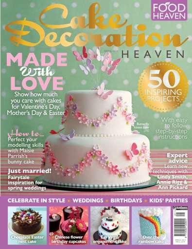 Cake Decorating Heaven Menai : Cake Decorating Heaven Magazine - Cake Decoration Heaven ...