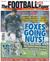 The Football League Paper issue 22nd December 2013
