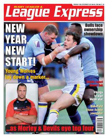 League Express issue 2895