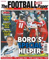 The Football League Paper issue 29th December 2013