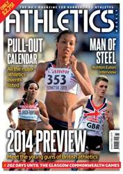 Athletics Weekly issue 02/01/2014