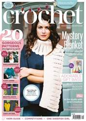 Inside Crochet issue January 2014 Issue 49