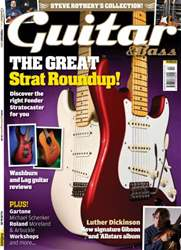 Guitar & Bass Magazine issue Guitar & Bass Magazine February 2014