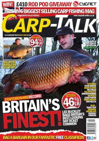 Carp-Talk issue 1002