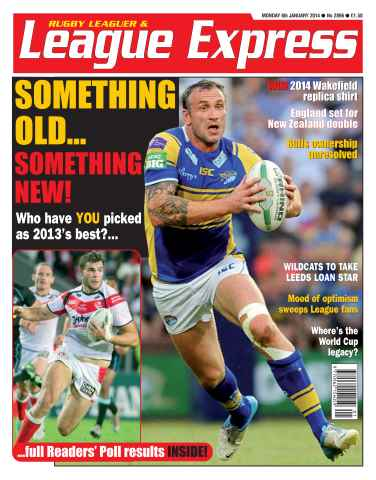 League Express issue 2896