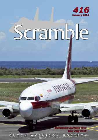 Scramble Magazine issue 416 - January 2014