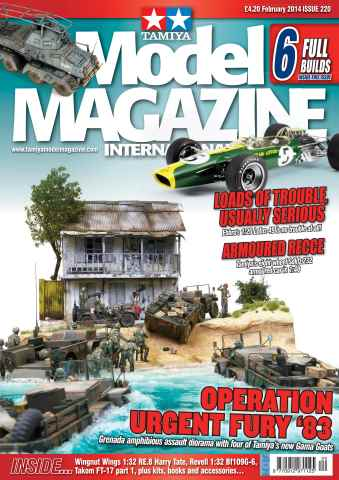 Tamiya Model Magazine issue 220