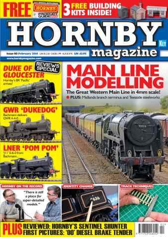 Hornby Magazine issue February 2014