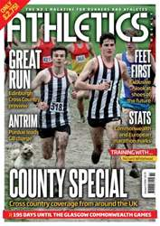 Athletics Weekly issue 09/01/2014