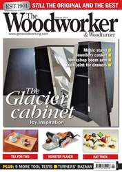 The Woodworker Magazine issue February 2014