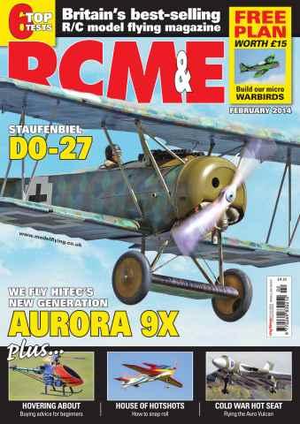 RCM&E issue February 2014