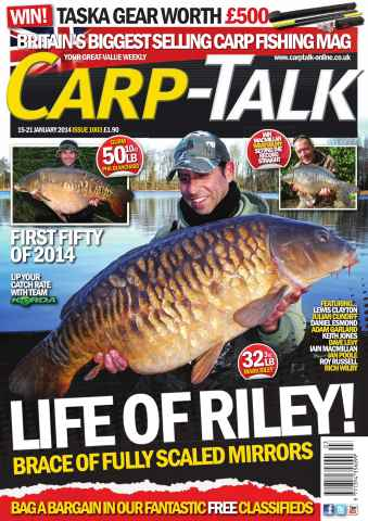 Carp-Talk issue 1003