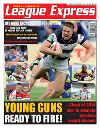 League Express issue 2897