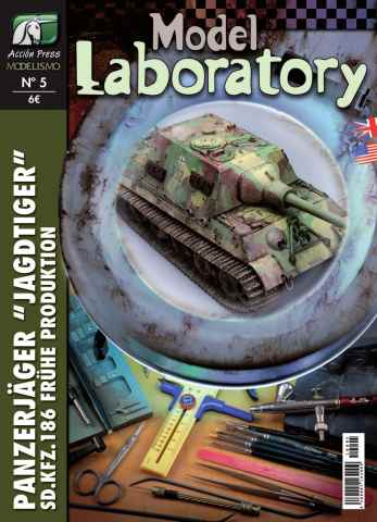 Model Laboratory issue Model Laboratory 5 English