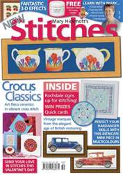 New Stitches issue Issue 250