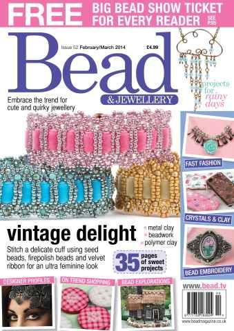 Bead Magazine issue Bead Issue 52