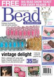 Bead Magazine issue Bead Issue 52