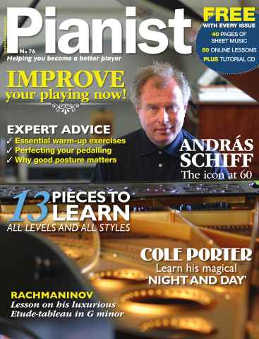 Pianist issue February-March