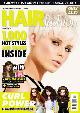 Hair Fashion issue Issue 17