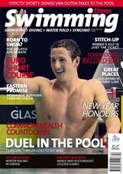 Swimming Times issue February 14
