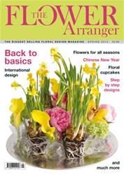 The Flower Arranger issue Spring 2014
