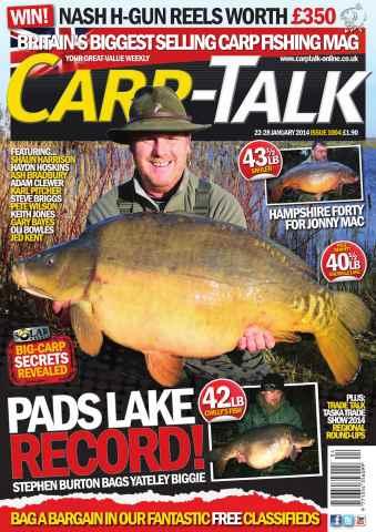 Carp-Talk issue 1004