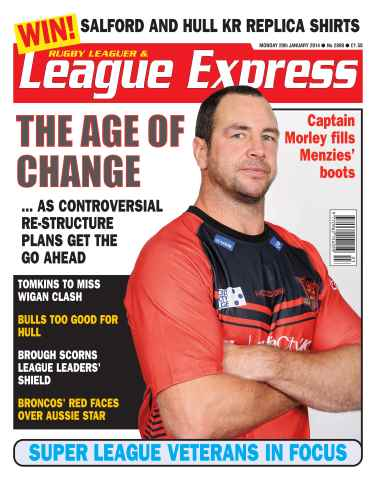 League Express issue 2898