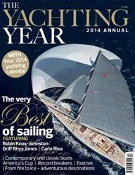 Yachting Annual 2014 issue Yachting Annual 2014