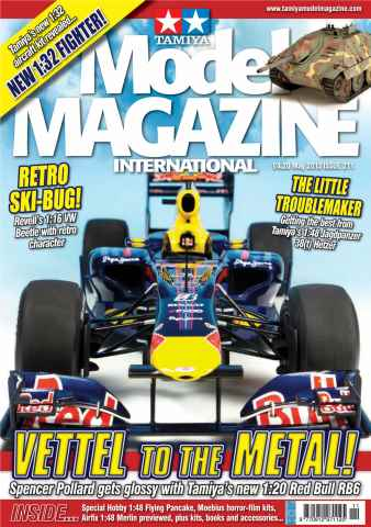 Tamiya Model Magazine issue Tamiya Model Magazine Sample