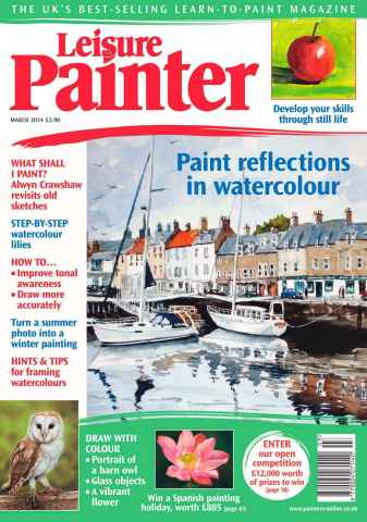 Leisure Painter issue March 2014