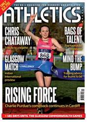 Athletics Weekly issue 23/01/2014