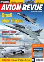 Avion Revue Internacional España issue Número 380